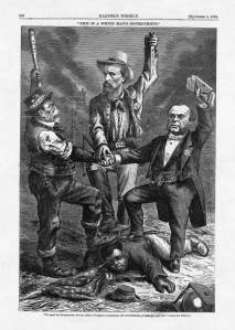 The Powers That Be, 1868. Harper's Weekly